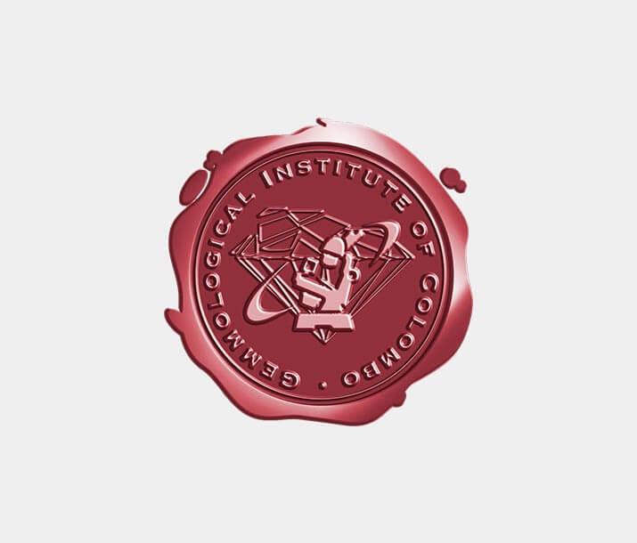 Seal of Gic GIC,Sri lanka